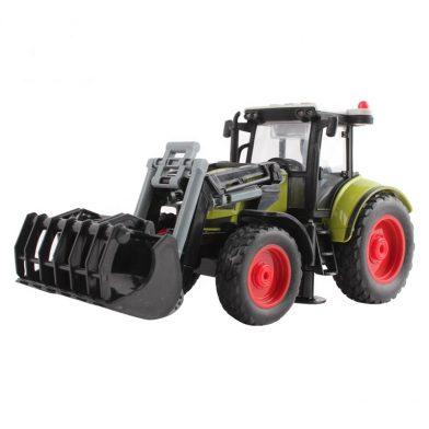 Openhaft - Traktor CIĄGNIK ze spycharko-ładowaczem dźwięk