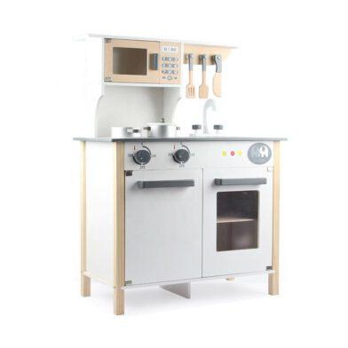 Openhaft - Piękna drewniana kuchnia