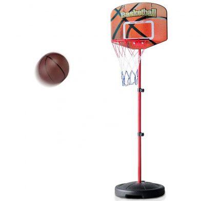 Openhaft - Zestaw do koszykówki 160 cm + piłka